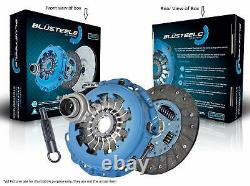 BLUSTEELE HEAVY DUTY Clutch Kit for Toyota Landcruiser HDJ79 1HD-FTE TDI Turbo