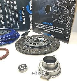 BLUSTEELE HEAVY DUTY clutch kit for SUBARU IMPREZA WRX Sti EJ207 6 speed TURBO