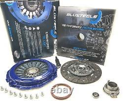 BLUSTEELE HEAVY DUTY clutch kit for SUBARU IMPREZA WRX Sti EJ257 6 speed TURBO