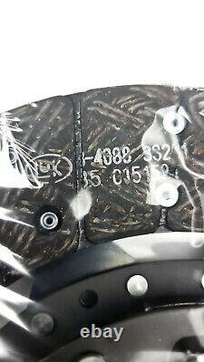 BLUSTEELE Heavy Duty CLUTCH KIT for Nissan NAVARA D23 NP300 2.3L YD23DDT