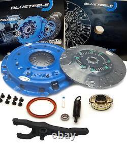 BLUSTEELE Heavy Duty Clutch Kit for Toyota HILUX 1GD-FTV T Diesel GUN126 GUN136