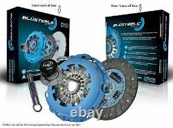 Blusteele HEAVY DUTY Clutch Kit for Holden Tigra XC 1.8L MPFI Z18XE Alloy SLAVE