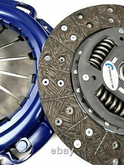 Blusteele HEAVY DUTY Clutch Kit for Mitsubishi Triton ML 3.5L MPFI V6 6G74 06-09