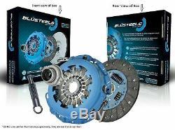 Blusteele HEAVY DUTY Clutch Kit for Nissan Patrol GU 4.2 L Diesel TD42 4/99-2/03