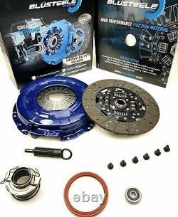 Blusteele HEAVY DUTY Clutch Kit for Toyota Landcruiser HZJ78 4.2 Ltr Diesel 1HZ