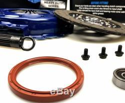 Blusteele HEAVY DUTY Clutch Kit for Toyota Landcruiser HZJ79 4.2 Ltr Diesel 1HZ