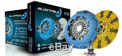Blusteele HEAVY DUTY clutch kit CUSHION FORD falcon BA BF XR8, FPV 5.4l V8 SLAVE