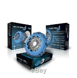 Blusteele HEAVY DUTY clutch kit & SMF FLYWHEEL COMMODORE VE V6 SV6 H7 ALLOYTECH