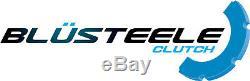 Blusteele HEAVY DUTY clutch kit & SMF FLYWHEEL COMMODORE VZ V6 SV6 H7 V6 3.6L