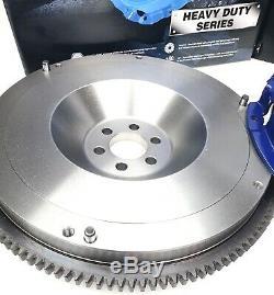 Blusteele HEAVY DUTY clutch kit & SMF FLYWHEEL for NISSAN X-TRAIL T30 2.5 litre