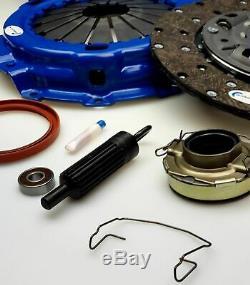 Blusteele HEAVY DUTY clutch kit for TOYOTA Prado KDJ120 3.0l 1KDFTV, 6 sp, 04-09