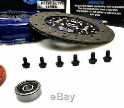 Blusteele HEAVY DUTY clutch kit for TOYOTA landcruiser HZJ78 HZJ79 HZJ105 1HZ
