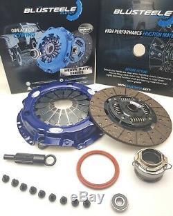 Blusteele HEAVY DUTY clutch kit for TOYOTA landcruiser HZJ80 1HZ