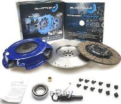 Blusteele HEAVY DUTY clutch kit with FLYWHEEL for Nissan Patrol GU II 3L ICTD ZD30