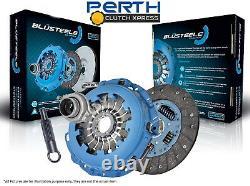 HEAVY DUTY Blusteele Clutch Kit for Toyota Hilux RZN149R 2.7L 3RZ-FE 12/97-10/02