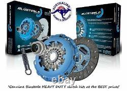 HEAVY DUTY Clutch Kit for Nissan Navara D21 2.4 Ltr KA24 BLUSTEELE