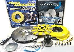 HEAVY DUTY blusteele stage 3 clutch kit for FALCON BA BF XR8 BOSS & SMF FLYWHEEL
