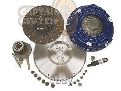 LS1 V8 5.7ltr HEAVY DUTY clutch kit by BLUSTEELE for VT VX VY VZ SS inc HSV