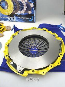 Blusteele Heavy Duty Bouton Ceramique Kit D'embrayage Pour Ford Falcon Ba Bf Xr6-t Turbo