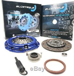 Blusteele Heavy Duty Embrayage Kit Subaru Wrx À Costume 2.5l 5 Vitesse My06 Sur