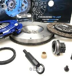 Blusteele Heavy Duty Kit D'embrayage Commodore Vs Vt VX Vy 3.8 V6 Ecotec + Volant