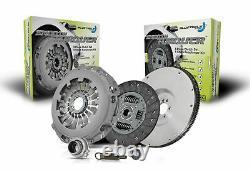 Blusteele Heavy Duty Kit D'embrayage Flywheel Pour Audi Allroad Bes Are 2.7 Twin Turbo