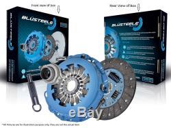 Blusteele Heavy Duty Kit D'embrayage Pour Le Diesel De Tdi Nissan Navara D40 Yd25ddt