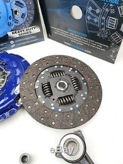 Blusteele Heavy Duty Kit D'embrayage Pour Mazda Bt50 Up, Ur, Xt, P5at 3.2l Inc Slave
