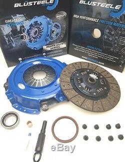 Blusteele Heavy Duty Kit D'embrayage Pour Nissan Patrol Y61 Gu Zd30 Zd30t Diesel
