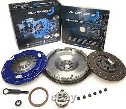 Blusteele Heavy Duty Kit D'embrayage Pour Ranger Ford & Volant Solide 11.06 T Diesel