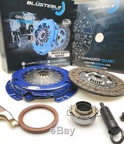 Blusteele Heavy Duty Kit D'embrayage Pour Toyota Hilux Ln106 Ln111 Diesel 3l 5l