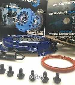Blusteele Heavy Duty Kit D'embrayage Pour Toyota Landcruiser Hzj80 1rxyhdx