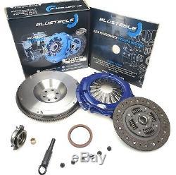 Blusteele Heavy Duty Kit D'embrayage & Smf Volant Pour Nissan X-trail T30 2,5 Litre