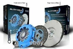 Blusteele Heavy Duty Kit Embrayage Kit Volant Pour Nissan 200sx Silvia S15 Sr20det