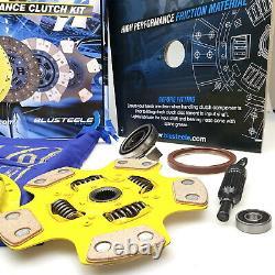 Blusteele Heavy Duty Stage 4 Embrayage Kit Pour Subaru Brz Button - Flywheel