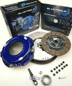 Blusteele Heavy Kit D'embrayage Pour Devoir Nissan Patrol Y61 Gu Zd30t Sm Volant 99-04