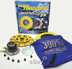 Blusteele Robuste Kit Bouton Coussin D'embrayage Ford Falcon Ba Bf Xr6-t Turbo
