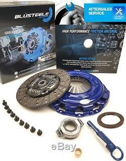 Blusteele Robuste Kit D'embrayage Pour Nissan Navara D22 3.0l Td Diesel Zd30ddt