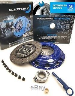 Blusteele Robuste Kit D'embrayage Pour Toyota Hilux Kzn165 3.0l Tdi 1kzte 5 / 99-4 / 05