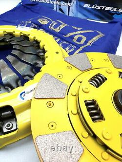 Blusteele Stade Heavy Duty 3 Kit D'embrayage Pour Subaru Brz Fa20d Inc Volant