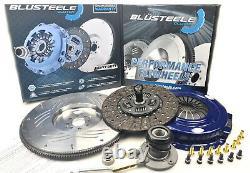 Kit D'embrayage Blusteel Heavy Duty Pour Ford Falcon Ba Xr8 5.4l Inc Smf Flywheel Fpv