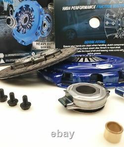 Kit D'embrayage Blusteele Heavy Duty Pour Nissan Navara D22 2.5l Yd25ddt, Nouveaux Boulons